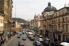 Украина. Красота Львова в его достопримечательностях