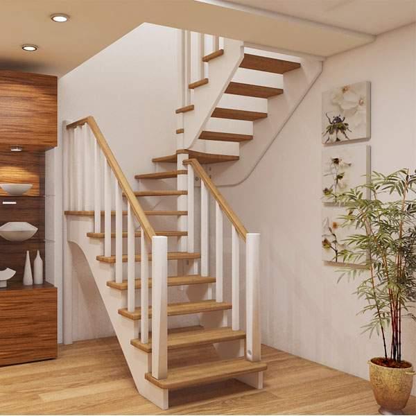 Разновидности межэтажных лестниц