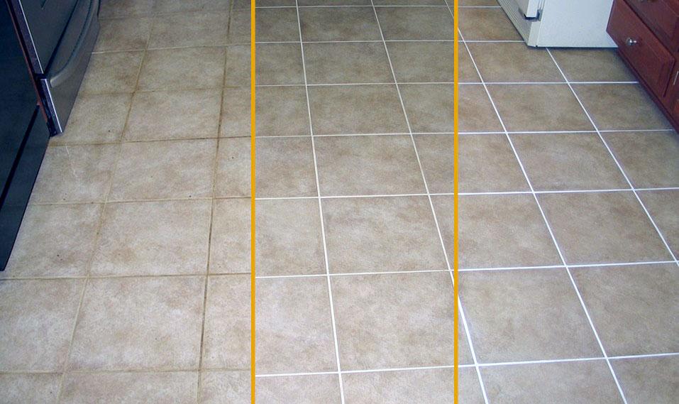 Как обновить швы между плитками на полу
