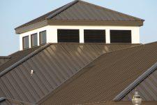 Чердачная скатная крыша