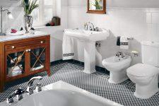 Выбор сантехники для ванной и кухни