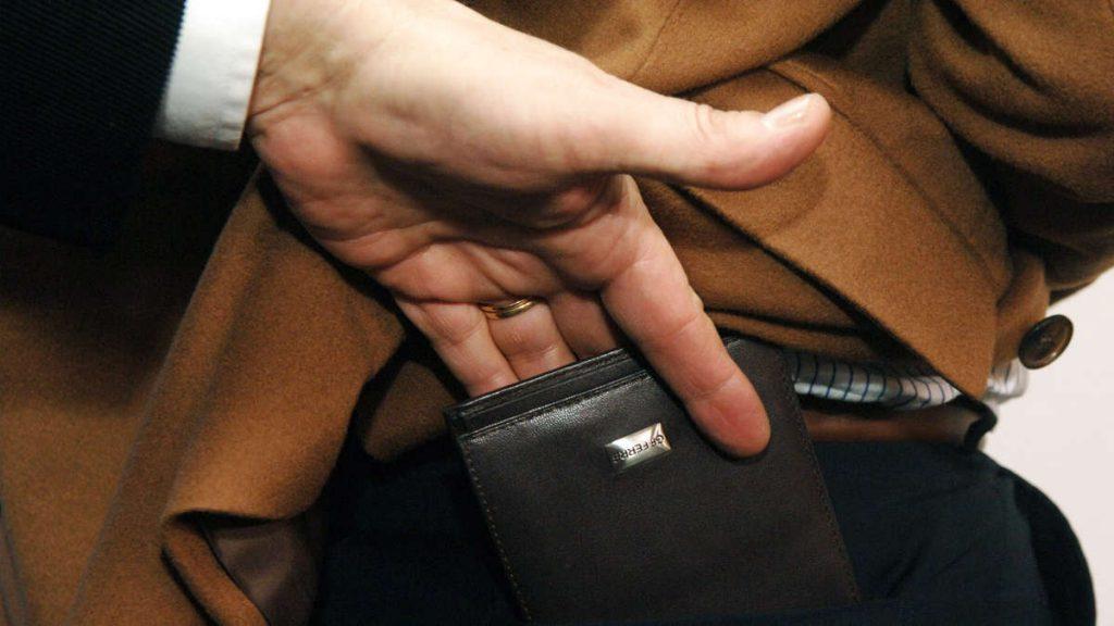Как уберечься от карманников