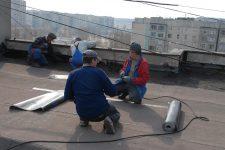 Ремонт квартир. Текущий ремонт крыши