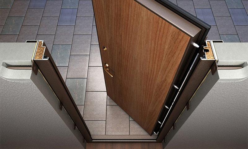 Как выбрать входную стальную дверь