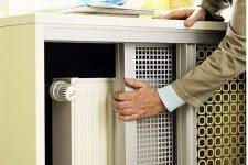 5 способов спрятать радиатор отопления