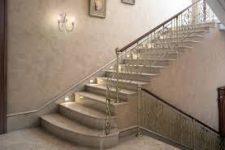 Производство лестницы