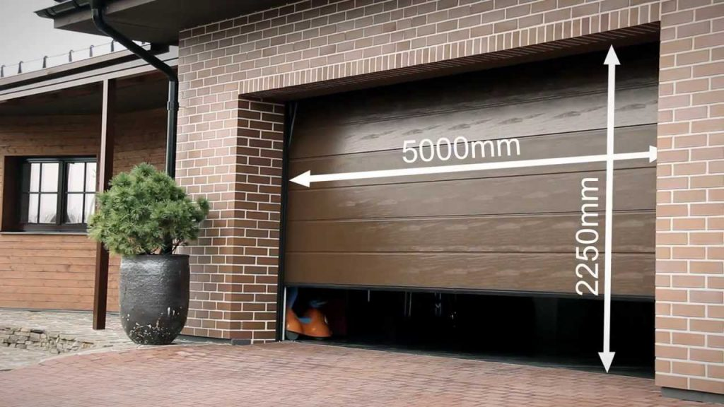 Автоматические гаражные ворота и их наиболее распространенные виды