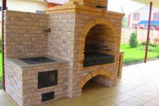 Построить печь на улице