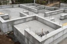 Расчет стоимости фундамента дома