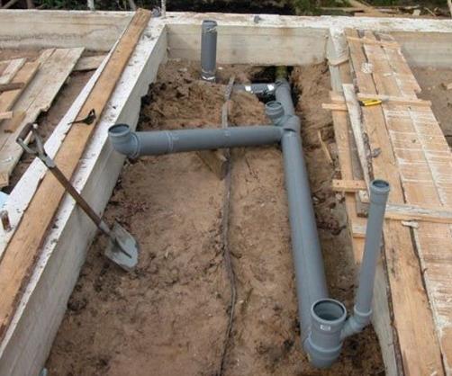 Проводим канализацию на даче своими силами