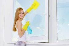 Рекомендации по уходу за пластиковыми окнами