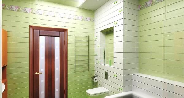 Особенности укладки керамической плитки в ванной