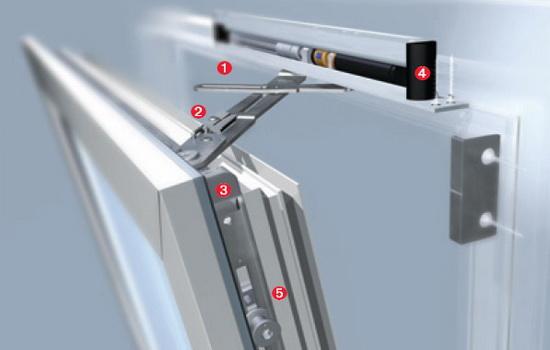Основные характеристики металлопластиковых окон