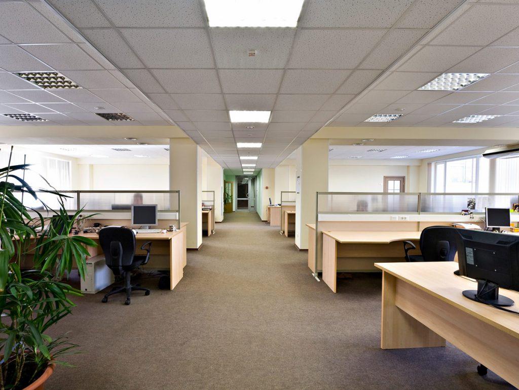 Ремонт офиса: эргономика