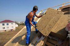 Как правильно выполняется утепление крыши