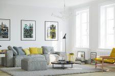 Скандинавский стиль интерьера: отличительные характеристики мебели