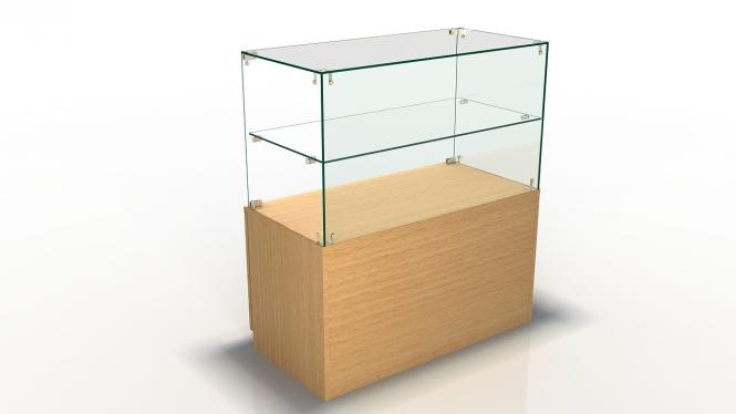 Зачем нужны стеклянные прилавки: преимущества и очевидная выгода