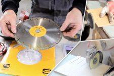 Алмазные круги: конструкция и особенности применения