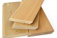 Стройматериалы: производство и преимущества деревянного планкена