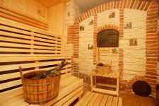 Как устроена русская баня