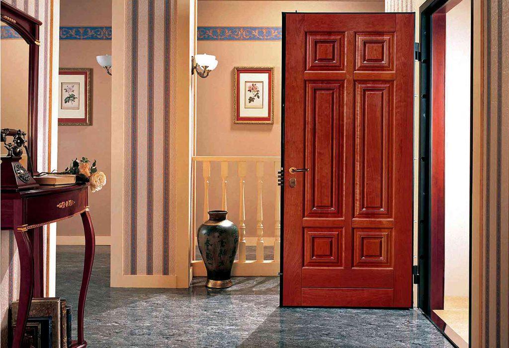 Металлические входные двери на заказ — интернет-магазин «За-Дверью»