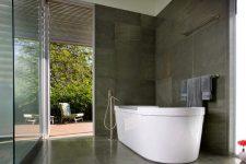 Кафельная плитка для ванной комнаты: преимущества и виды укладки