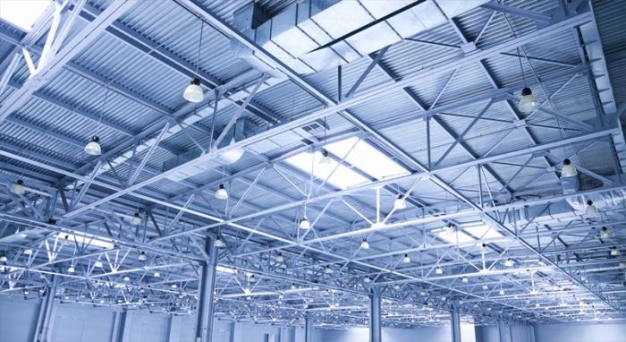 Преимущества светодиодного промышленного освещения