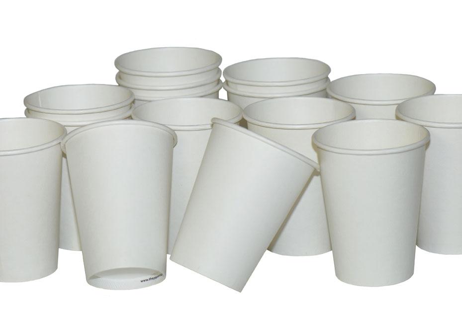 Производство бумажных стаканчиков