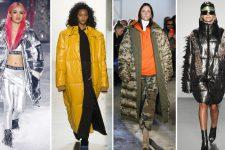 Модные тенденции верхней одежды сезона зима 2018 – 2019