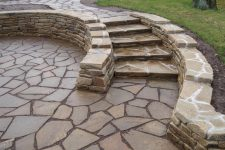 Камень для дорожек от компании Stones-mos.ru