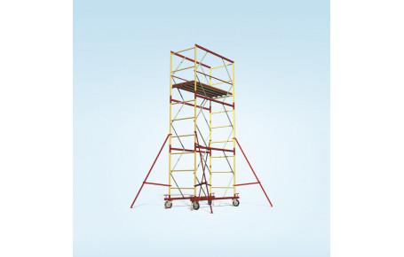 Популярные металлоконструкции для высотных работ