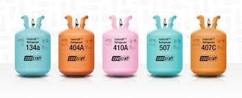 Холодильный агент R-410A: основные характеристики и преимущества
