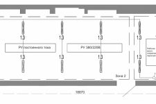 Что нужно учитывать при создании схематического плана подземного комплекса?