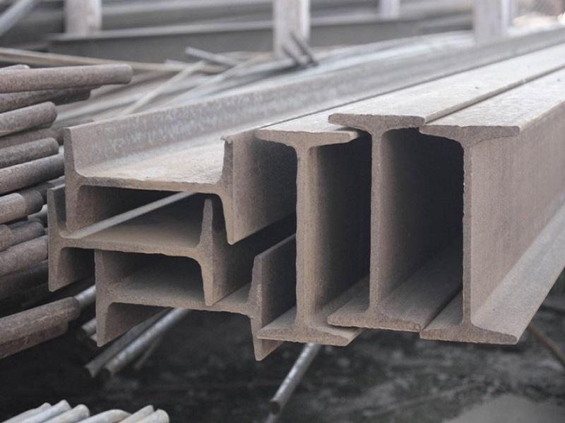 Где применяется балка металлическая двутавровая