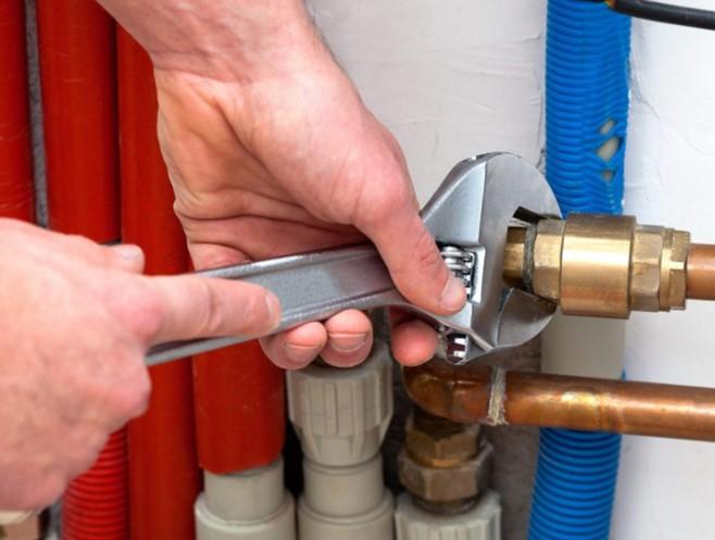 Монтаж внутреннего водоснабжения