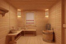 Обустройство слива в бане