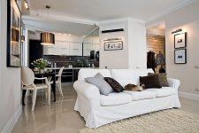 Варианты отделки двухкомнатной квартиры