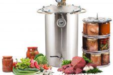 Оборудование для домашнего консервирования