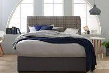 Выбор кровати с мягким изголовьем, на что обратить внимание