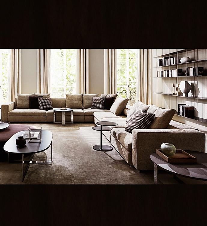 Дизайнерская мебель в салоне «Линия»