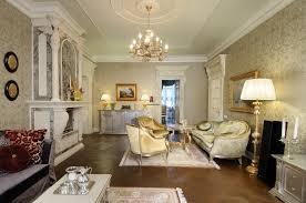 Гостиная в классическом стиле — элементы интерьера