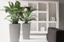 Флористика в дизайне интерьера