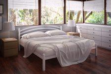 Стилевые решения при подборе кровати
