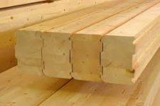 Клееный брус – достойный и высококачественный пиломатериал