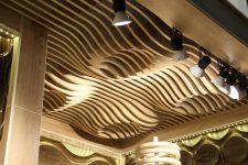 Что такое кубообразный реечные потолки: описание, преимущество и приобретение в Москве