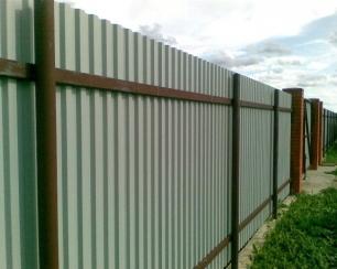 Выбираем забор для своего земельного участка