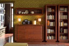 Модульная мебель как один из вариантов оживления интерьера