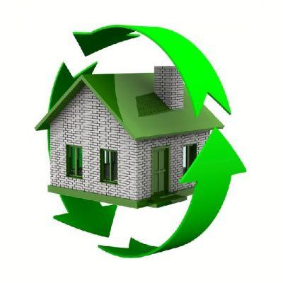 Экологически безопасное возведение дома своей мечты