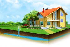 Как организовать воду в частном доме: бурение скважины, покупка и установка оборудования