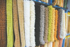 Ковролин для дома или офиса: мягко и тепло